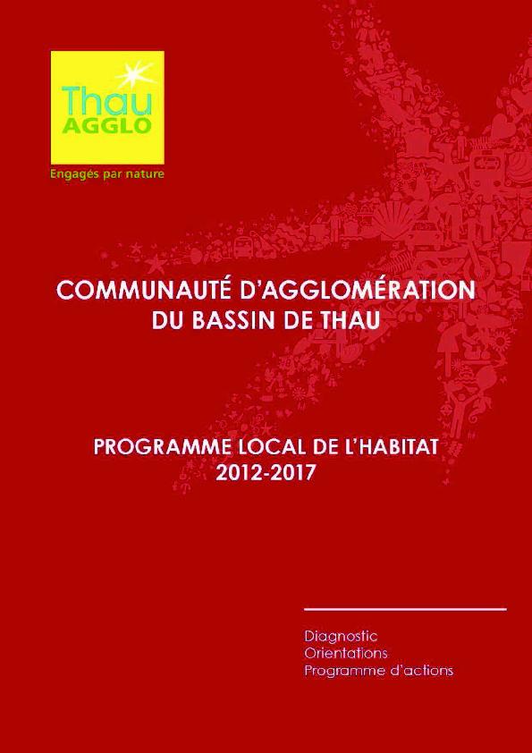 PLH de Thau agglo 2012-2017