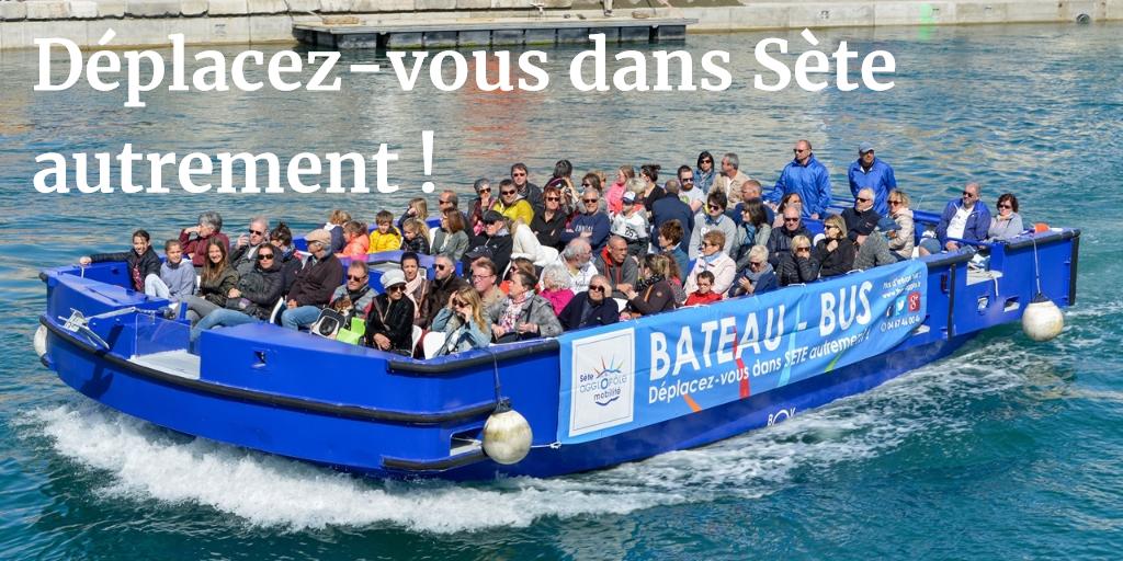 Bateau-Bus Sète