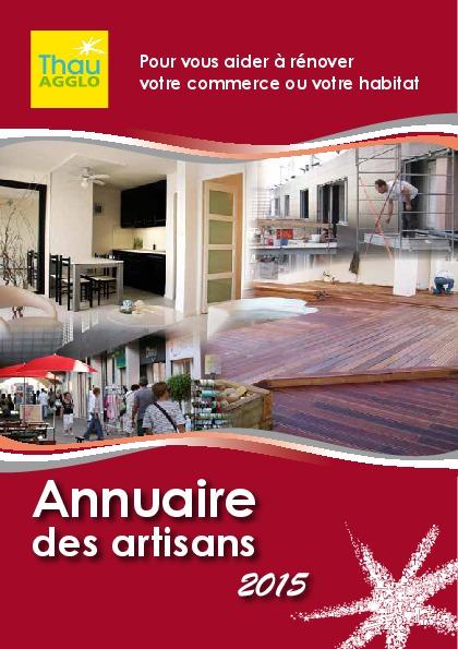 Annuaire des artisans