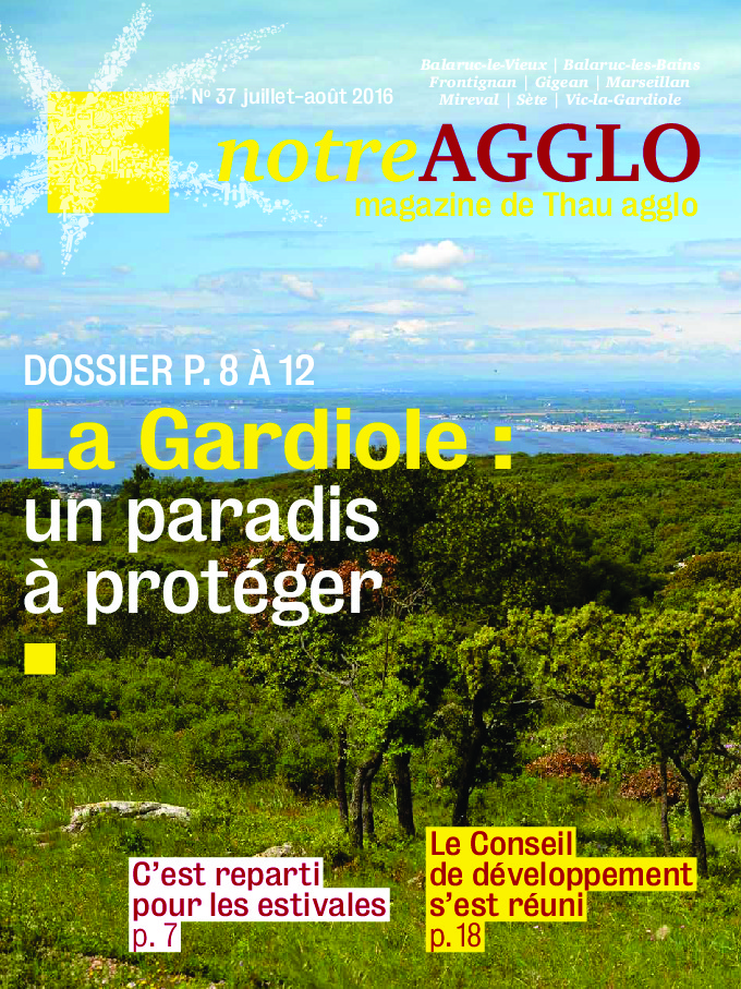 Magazine Notre Agglo Juillet Août 2016