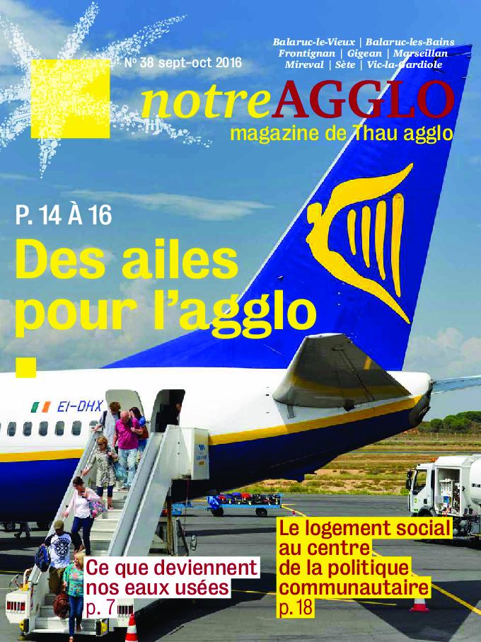 Magazine Notre agglo septembre octobre 2016