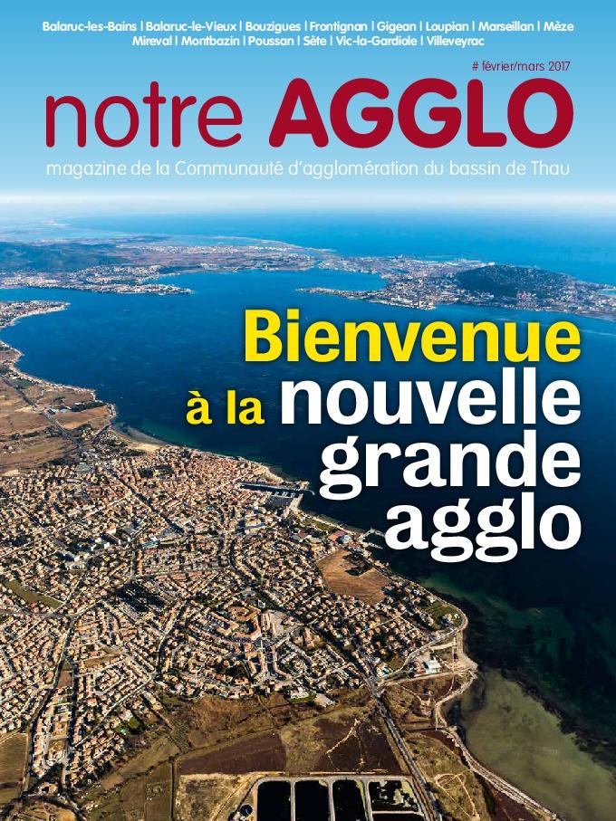 Magazine notre Agglo Février Mars 2017