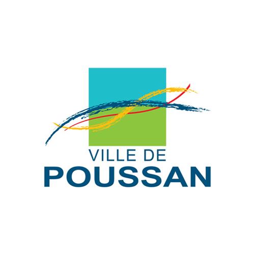 Logotype - Poussan