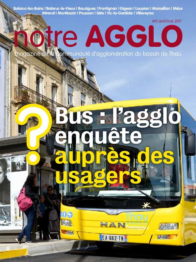 Magazine Notre Agglo AVRIL MAI 2017
