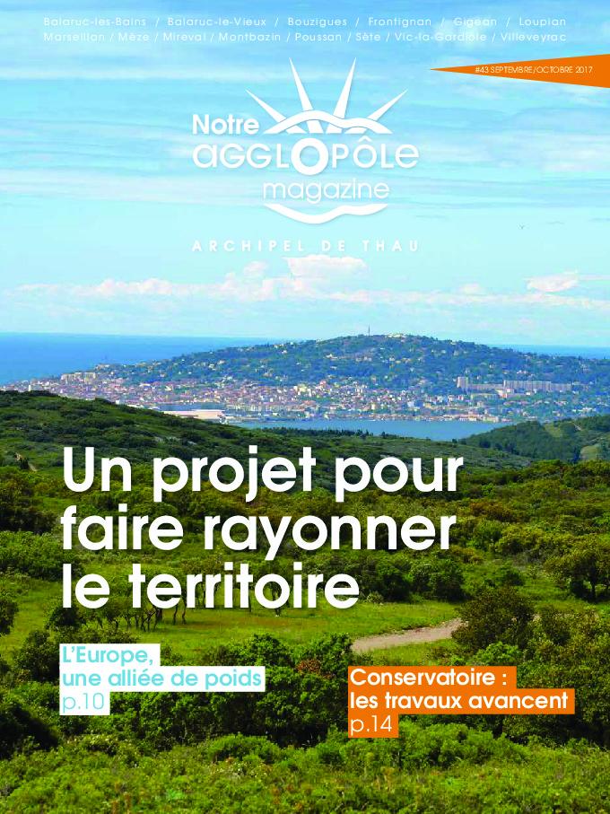 Magazine Notre agglopôle Septembre Octobre 2017