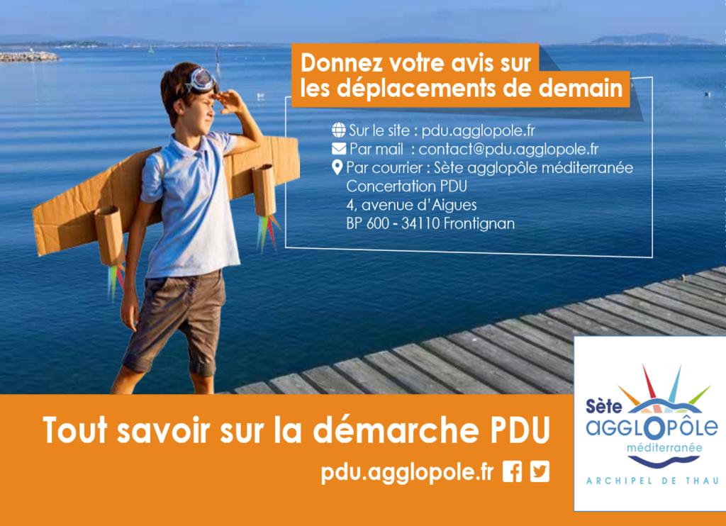 Concertation PDU