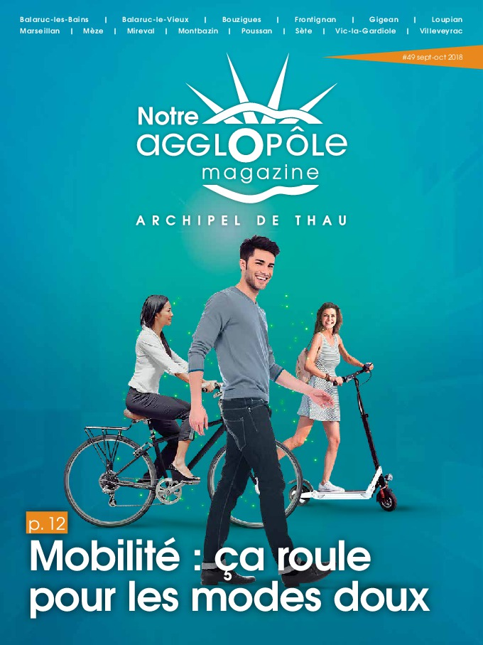 Magazine Notre Agglo Septembre Octobre 2018