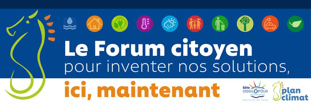 Forum Plan Climat