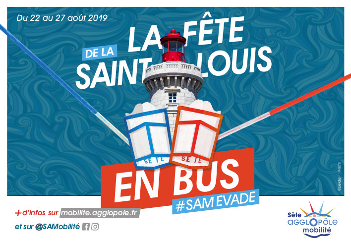 La Saint-Louis en Bus