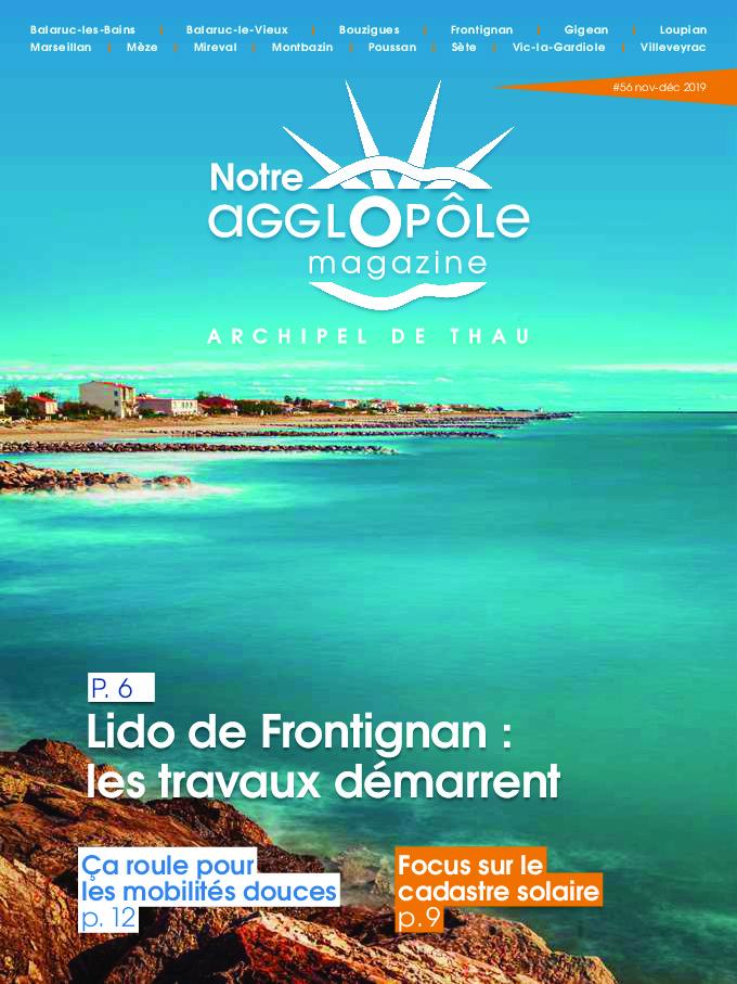Magazine Notre agglopole novembre-décembre 2019