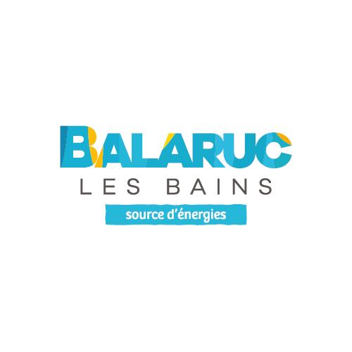 Logotype - Balaruc-les-Bains