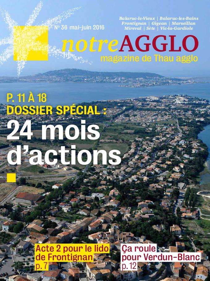 Magazine Notre agglo mai-juin 2016