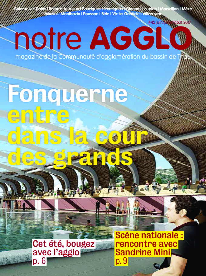 Magazine Notre Agglo été 2017