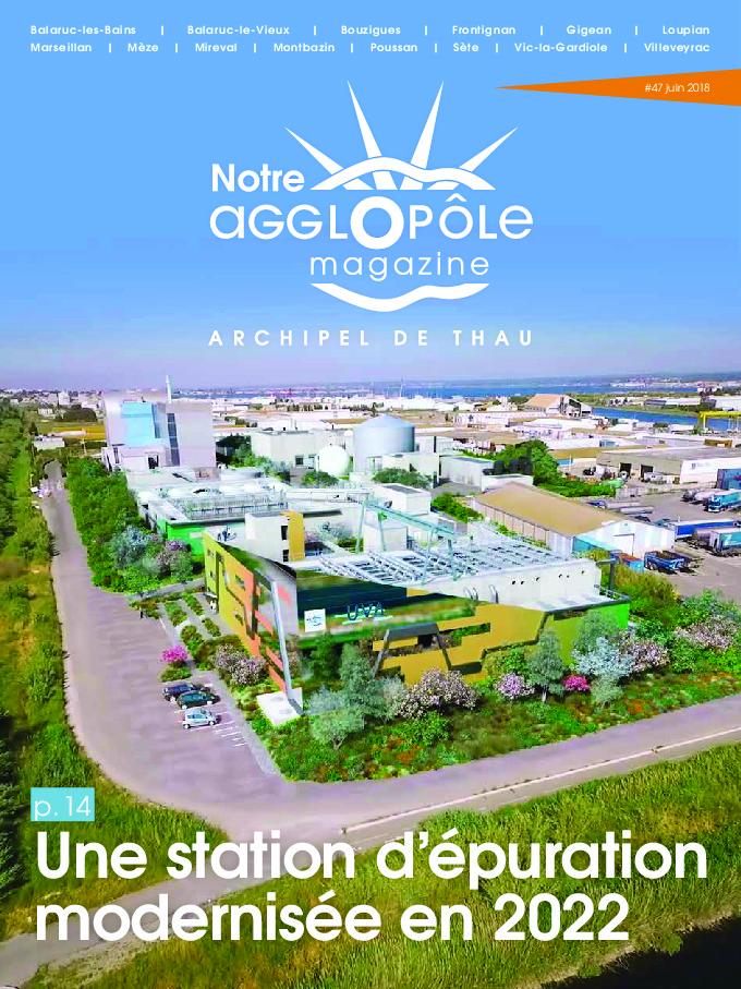 Magazine Notre agglopôle Juin 2018