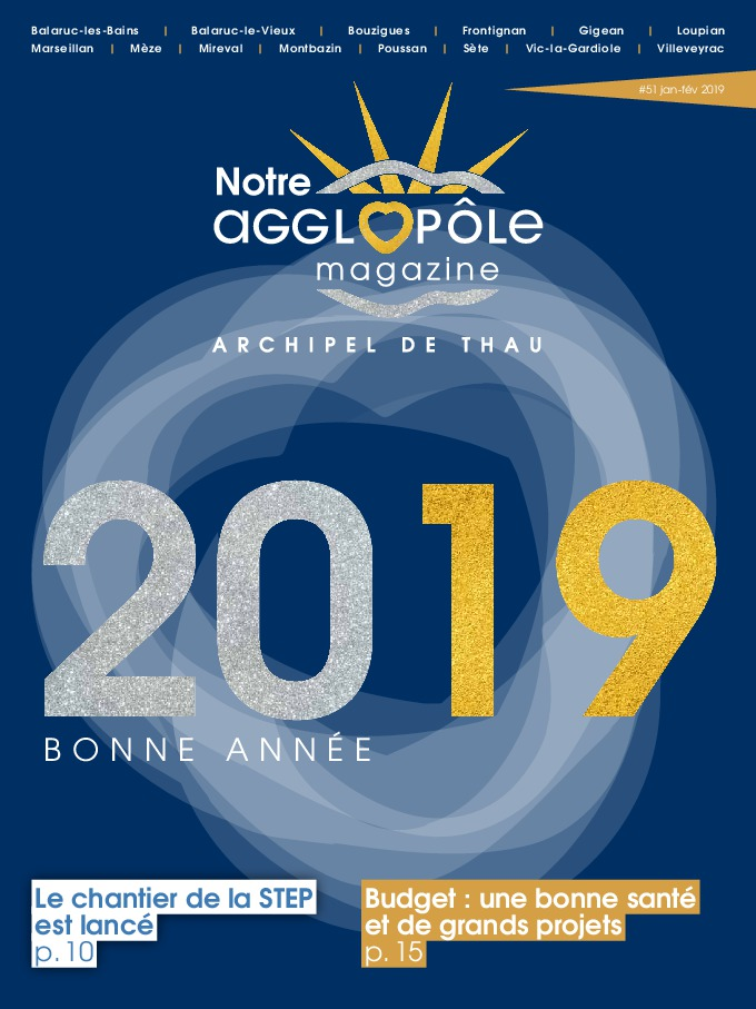 Magazine Notre Agglopole Janvier-Février 2019