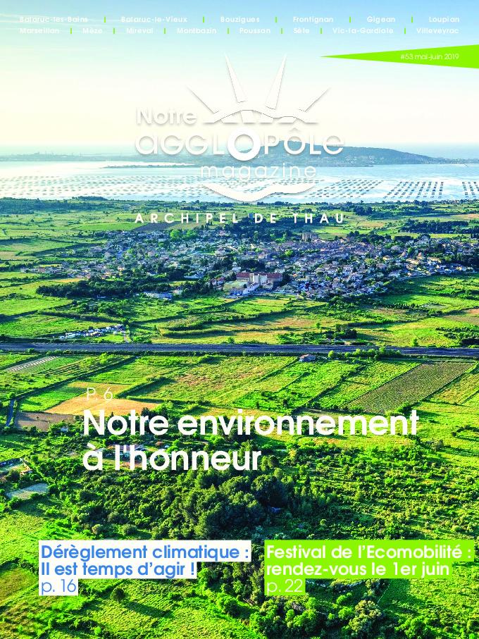 Magazine Notre agglopôle Mai Juin 2019
