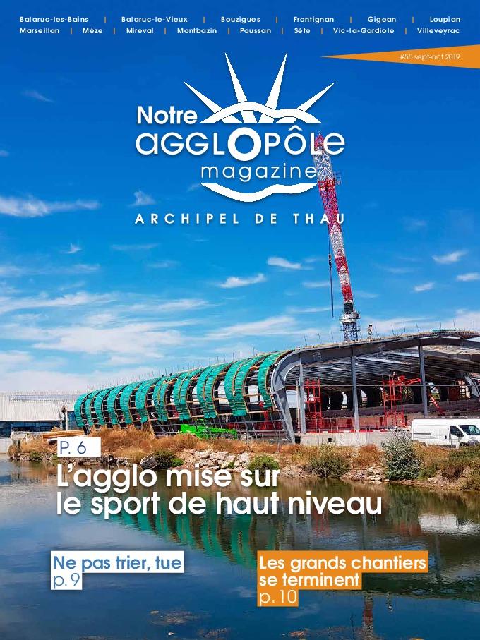 Magazine Notre agglopôle Septembre Octobre 2019