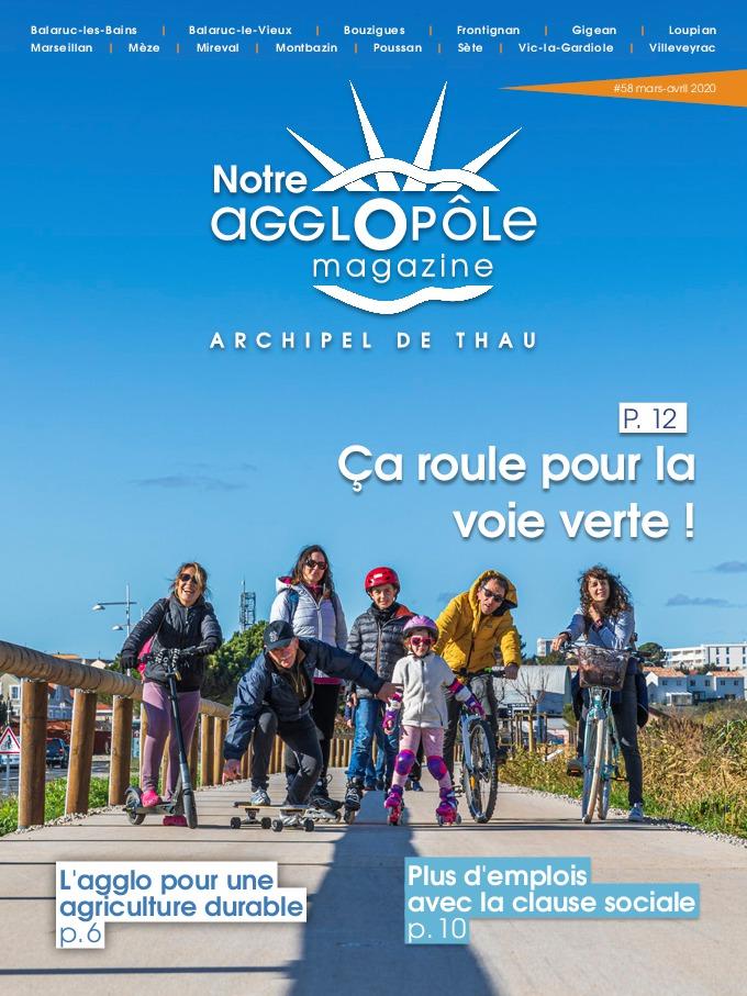 Notre agglopôle Magazine Mars Avril 2020
