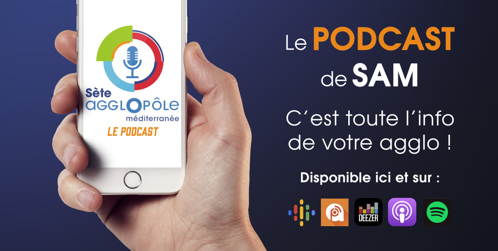SAM, le podcast
