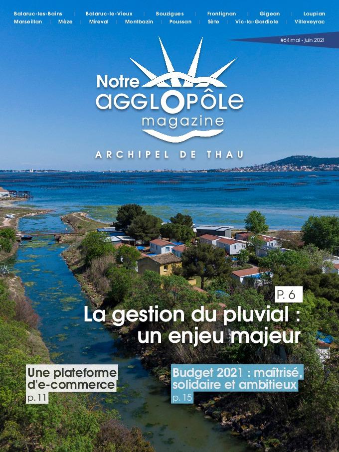 Magazine Mai Juin 2021 de Sète agglopôle