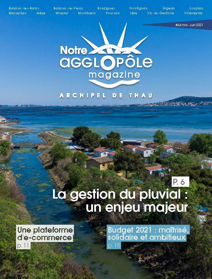 Magazine Sète agglopôle Mai Juin 2021