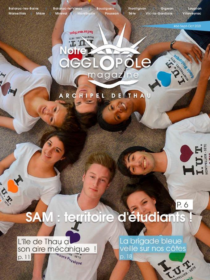 Magazine Notre agglopôle Septembre Octobre 2021